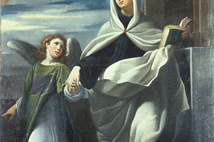 2018. március 9. Római Szent Franciska özvegy
