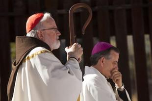 """O'Malley bíboros: A pápa szavai """"nagy fájdalom forrásai"""" a szexuális visszaélések áldozatai számára"""