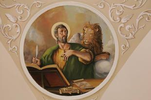 2017. április 25. Szent Márk evangélista és Búzaszentelő