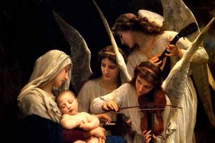2017. október 11. A Boldogságos Szűz Mária anyasága