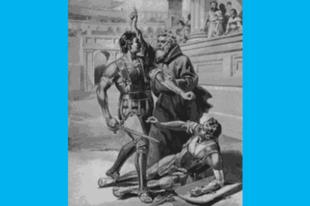 Egy katolikus szent vetett véget a gladiátorjátékoknak Rómában