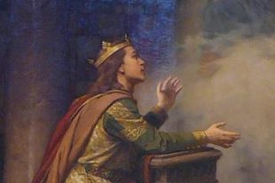 2017. november 5. Szent Imre herceg hitvalló