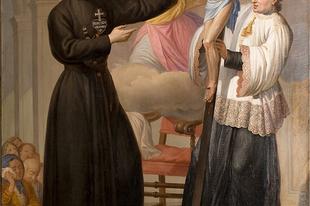 2017. április 28. Keresztes Szent Pál hitvalló