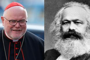 Marx bíboros: Karl Marx nélkül nincs katolikus szociális tanítás