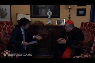 Interjú Raymond Burke bíborossal - 2. rész