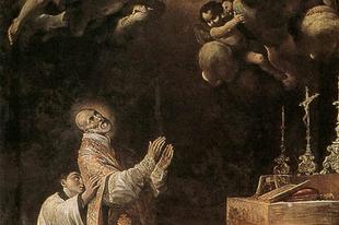 2017. november 10. Avellíno Szent András hitvalló
