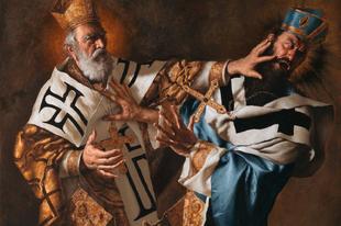 2017. december 6. Szent Miklós püspök és hitvalló