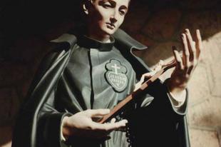 2018. február 27. A fájdalmas Szűzről nevezett Szent Gábor hitvalló