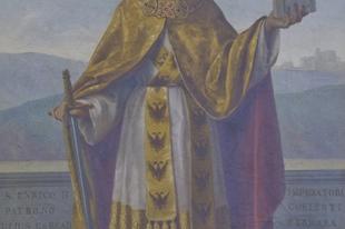 2017. július 15. Szent Henrik császár, hitvalló; Apostolok oszlása
