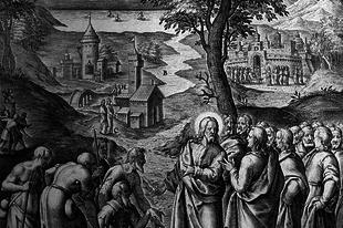 2017. december 10. Úrjövet II. vasárnapja (II. oszt.)