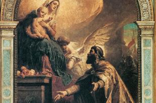 2017. augusztus 20. Szent István király, Magyarország apostola és fővédőszentje, hitvalló