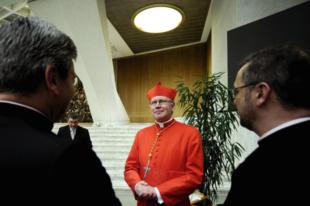 """Eijk bíboros: Ferenc pápa válasza a német püspököknek """"teljességgel érthetetlen"""""""