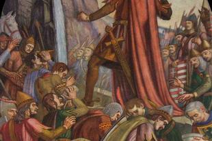 2017. június 27. Szent László király, hitvalló