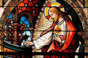 A Jézus Szíve litánia 17.