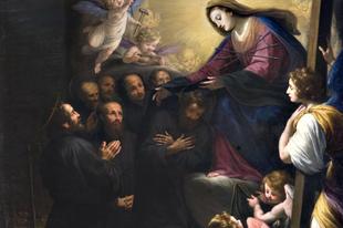 2018. február 12. A szervita rend hét szent alapítója