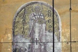 2017. október 23. Konstantinápolyi Szent Ignác pátriárka hitvalló (+ 878.)