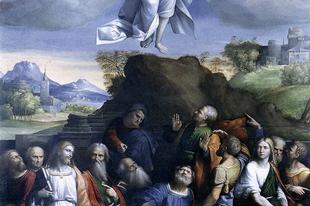 2018. május 10. Áldozócsütörtök (Az Úr mennybemenetele)