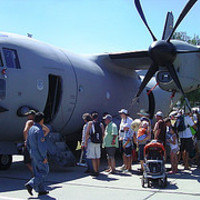 Sas és vas a pusztában - Földi benyomások a 2013-as kecskeméti repülőnapról