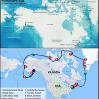 Az Észak-Nyugat átjáró (Northwest Passage) [35.]