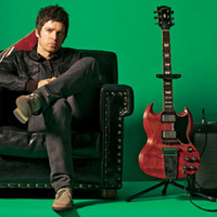 Noel Gallagher, a tea Nagymestere