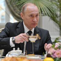 Vlagyimir Putyin, a tea Nagymestere #9