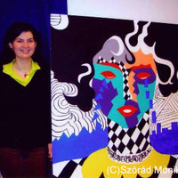 Jelentés a misztikum világából - az ifjú művésznőt kiállítása kapcsán kérdeztük