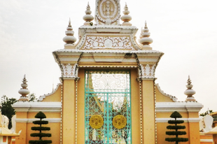 Phnom Penh - Kambodzsa