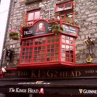 Az írek nappalija: a pubok