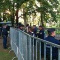 A terror szele járta be a Margitszigetet, Prágában bezzeg