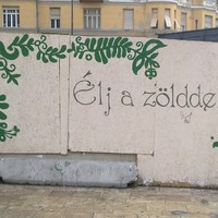 Élj a zölddel!
