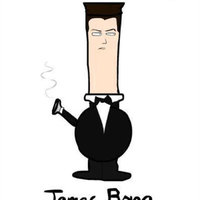 My name is Bong. James Bong