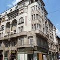 Fodor Gyula épületei: Nagymező utca 31. - Zichy utca 30.