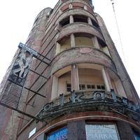 A nyolcadik kerület rejtett kincsei - Népszínház utca 19.