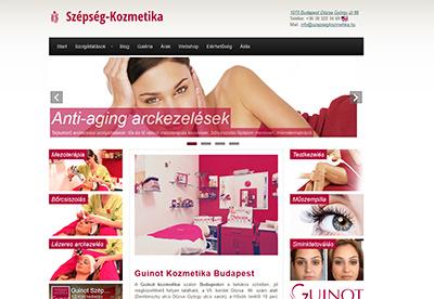 Kozmetikus állás Budapest