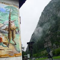 Miért festenek rémeket a hegyi olaszok?