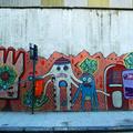 Nem kergetik a rendőrök a graffitiseket Buenos Airesben