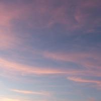 Habcsi látta: Rózsaszín felhők