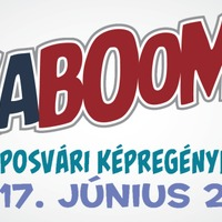 2017. 06. 24. - KaBoom! – 1. Kaposvári Képregénynap