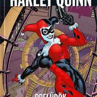DC gyűjtemény: Harley Quinn: Prelűdök és kop-kop viccek