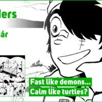 Molnár Gábor helyezett egy nemzetközi mangaversenyen