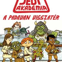 Star Wars Jedi Akadémia 2: A padavan visszatér