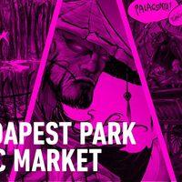 2018. 06. 10. - I. Budapest Park Comic Market