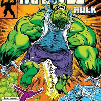 Marvel + különszám 2017/2: Hulk