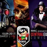 2017. 09. 10. - Central European Comic Con Zero Edition