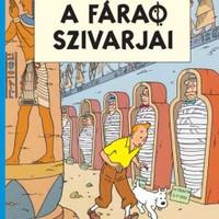 Tintin-cikk a Könyvesblogon