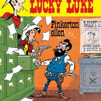 Lucky Luke Pinkerton ellen - ekultura.hu