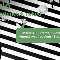 2016. 03. 30. - Y-generáció beszélgetés: Képregényes irodalom