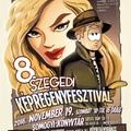 2016. 11. 19. - 8. Szegedi Képregényfesztivál