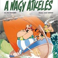 Asterix 22: A nagy átkelés