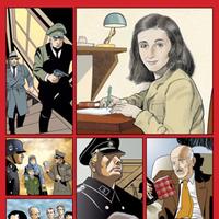 Anne Frank-képregény - Magyar Narancs